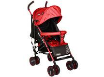 Bebeglo Coche Paseo RS-1375 Rojo $59.990