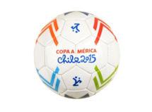 Pelota de Fútbol Logo Copa América $3.490