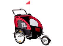 Kidscool Baby Trailer B031201 Rojo $169.990