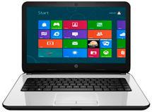 Notebook HP 14' Intel Core i3 4GB/500GB/T. video 1GB $349.990