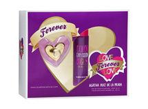 Estuche Love Forever Love 80 ml + Shower gel 100 ml Agatha Ruiz De La Prada EDT $12.990