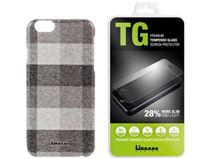 Carcasa + Lámina de vidrio iPhone 6 Urbano Design $1.990