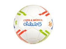 Pelota de Fútbol Copa América N°5 $6.290