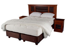 Box Europeo-P Flex Moddula King Lorraine Textil $569.990