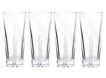 Set 4 Vasos Cristal Whisky Altos/ Nachtman $19.900