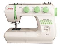 Máquina de coser Janome 3022 $129.900