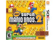 Juego 3DS New Super Mario Bros 2 $27.990