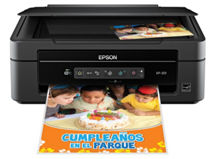Multifuncional Expression XP-201 Epson $39.990