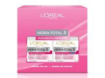 Pack Hidra Total 5 Día & Noche L'Oréal $5.990