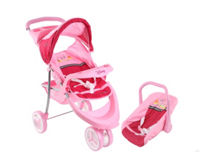 Minnie Coche Jogger Travel System $25.990