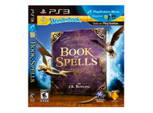 Juego PS3 Wonderbook: Book of Spells + Libro de hechizos (Book of Spells) $14.990