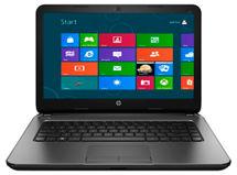Notebook HP 14' AMD E1 2GB/500GB $199.990