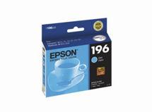 Tinta 196 Cyan Epson $8.790