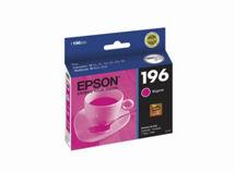 Tinta 196 Magenta Epson $8.790