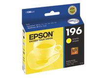 Tinta 196 Yellow Epson $8.790