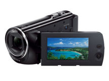 Cámara Video Sony HDR-CX220BC $109.990