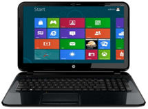 HP Notebook Pavilion Sleekbook 15-b105la AMD A8 15.6'' 8GB/750 $349.990