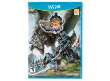 Juego Nintendo Wii U Monster Hunter 3 Ultimate $4.990