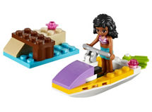 Lego Friends Diverión en el Mar $5.990