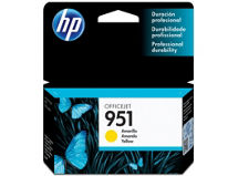 Tinta HP 951 Yellow $14.390
