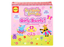 Alex Scribble y Doodle Girly Swirly $6.990
