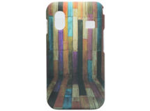 Carcasa Wood Wall Galaxy Ace Urbano $990