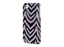 Carcasa iPhone 4/4S Zebra Lila Merkury $1.990