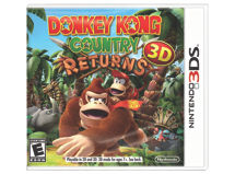Juego Nintendo 3DS Donkey Kong Country Returns 3D $26.990