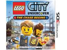 Juego Nintendo 3DS Lego City Undercover: The Chase Begins $14.990