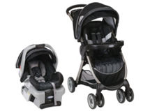 Graco Coche Travel System Fast Action $249.990