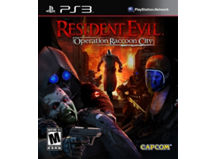 Juego PS3 Resident Evil: Operation Raccoon City $7.990