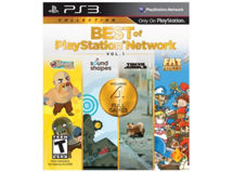 Juego PS3 Best Of PlayStation Network $12.990