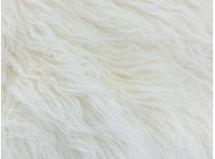 Alfombra Lana Flotaki 60x120 Blanca DIB $19.990