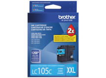 Tinta LC105C Brother $5.990