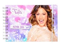 Agenda Violetta 2015 $5.990