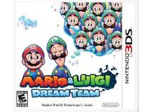 Juego Nintendo 3DS Mario y Luigi dream team $14.990
