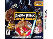 Juego Nintendo 3DS Angry Birds Star Wars $12.990