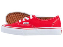 Zapatilla Authentic Red Vans $32.990