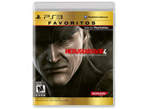 Juego PS3 Metal gear solid 4 $14.990