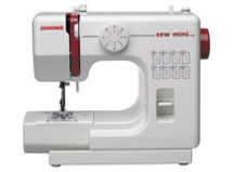 Máquina de coser Janome Mini Machine $44.900