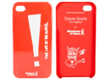 Carcasa Iphone 4 Dave Grohl (Foo Fighters) WIT $10.493