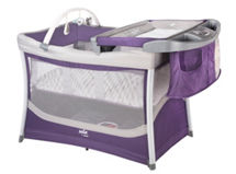 Infanti Cuna Pack and Play Playard Illusions Morado $109.990