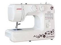 Máquina de coser Janome 311 $69.990