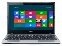 Notebook Acer 11.6' Intel Inside 2GB/500GB $199.990