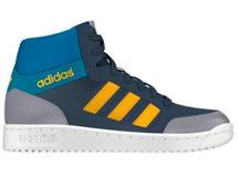 Adidas Zapatilla Pro Play K Gris $29.990
