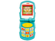 Fisher Price Peek a boo Flip Phone $5.990
