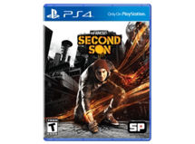 Juego PS4 Infamous: Second Son $22.990