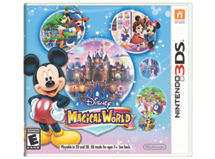 Juego Nintendo 3DS Disney Magical World $14.990