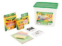 Crayola Caja de Creatividad 80 Piezas $9.990