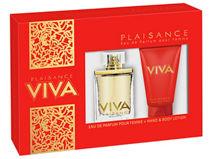 Set Viva 100 ml+ Body Lotion EDP Plaisance $7.990